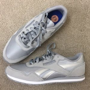 [NWOB] Reebok Gray Royal Foam Lite w/ Ortholite